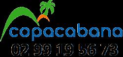 Logo Copacabana avec numéro