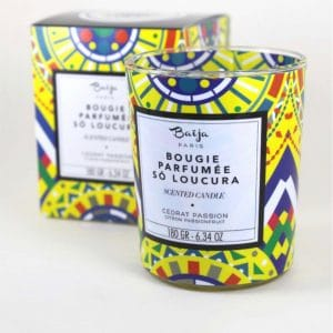 Bougie parfumée so loucura Baïja